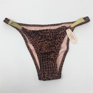 Victoria Secret Cheetah Print Bikini Bottom